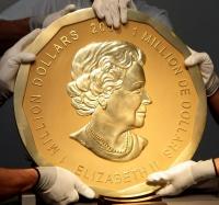 独博物館で重さ100キロの金貨盗難、推定価値は4億円超