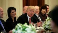 トランプ氏「現状維持容認できず」、北朝鮮への追加制裁求める