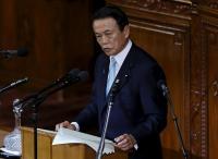 「増税予定通り」、G7で財政再建の説明で発言=麻生財務相