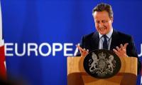 キャメロン英首相「経済困難に」、公的支出制限ルール撤回せず