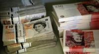 ポンド急反落、英中銀総裁が追加緩和示唆=NY市場