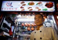 シンガポールの屋台がミシュラン「一つ星」獲得の快挙