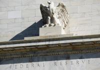 リスク後退で年内米利上げに含み、FOMC金利据え置き