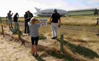世界最長の航空機「空飛ぶおしり」、2回目試験飛行で着陸失敗