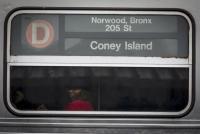 NY地下鉄大パニック、自称「女優」が車内でコオロギばらまく