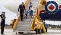 シャーロット英王女が「初外遊」、一家でカナダ訪問