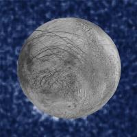 木星の衛星「エウロパ」から水蒸気噴出、NASAが発表