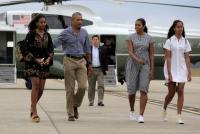 オバマ大統領、娘が米軍入隊を希望したら「励ますが、心配にも」