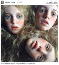 ロシア人の人形作家が作る人形がSNSで大人気! 超リアルすぎて今にも動き出しそう!!