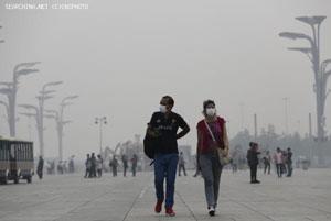 おかしいな、中学で「欧米の環境汚染と同じ轍は踏まぬ」って学んだぞ・・・いや、汚染しっぱなしだから同じ轍は踏んでない=中国版ツイッター