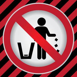 ゴミをポイ捨てしない日本人は民度が高い!それにひきかえ中国人は・・・=香港