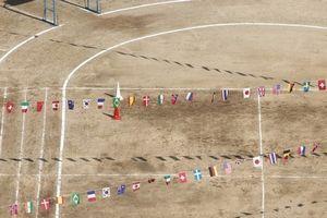 中国人の疑問・・・日本の学校のグラウンドは、どうしていまだに土が主流なの?