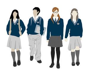 制服が羨ましい!日本の女子高生のスカートはなぜ短くなったか=中国