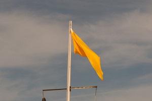 みんな、日本の海岸でオレンジの旗を見たらとにかく避難しよう! =中国メディア