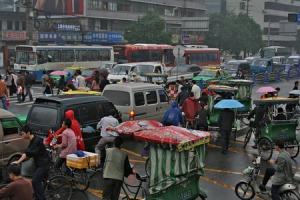 差は本当に大きい! だが、東京を見倣えば渋滞がなくなるかも=中国