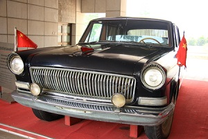 日本の中国大使館が使っている自動車、中国国産車ではなかった! =中国メディア