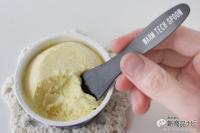 『ウォームテックスプーン』は手の熱ですくいやすくするアイス専用品!