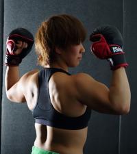 吉田沙保里を苦しめた女傑・村田夏南子が総合デビュー! 警察も呆れた「負けず嫌い」伝説とは?