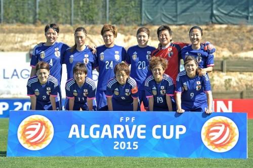 なでしこ、アルガルベ杯9位決定戦でアイスランドと対戦へ