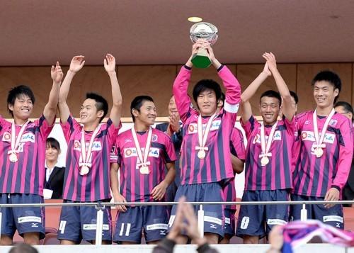 高円宮杯プレミアリーグの日程が発表…昨年王者のC大阪は東福岡と対戦