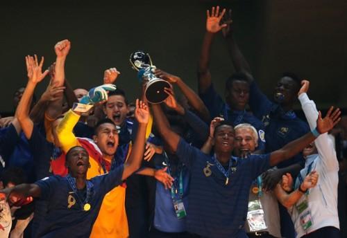 ニュージーランドで開催のU-20W杯、ドイツら出場24カ国が決定