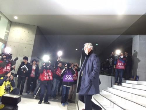 ハリルホジッチ監督が川崎対名古屋を視察…3人のストライカーが結果で応える