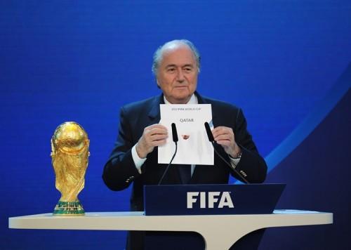 2022年カタールW杯の冬開催が決定…決勝戦は12月18日に予定