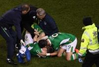 """アイルランドFWが""""出産時の呼吸法""""で重傷の同僚を救う…試合中に伝授"""