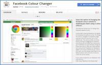Facebookの色を自分好みの色に変更出来てしまう拡張機能「Facebook Colour Changer」