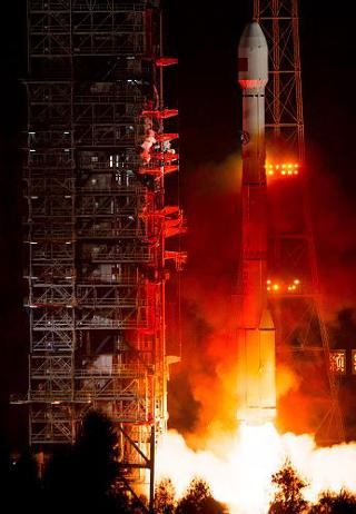 長征三号丙ロケット、新世代の航法衛星「北斗」を打ち上げ―「遠征一号」上段も初飛行