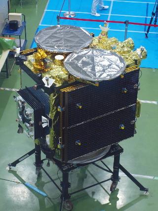 小惑星探査機「はやぶさ2」、第1回イオン・エンジン連続運転を終了
