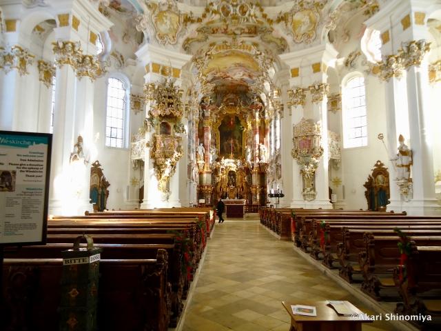 ヴィースの巡礼教会の画像 p1_34