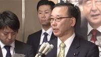 自民・谷垣幹事長、党内を引き締める姿勢示す