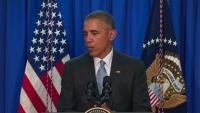 オバマ大統領 広島訪問前に会見、核軍縮に取り組む姿勢強調
