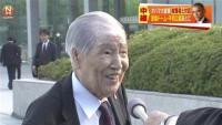 オバマ大統領が広島の被爆者と対話