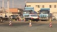同僚に刺されトラック運転手の男性死亡