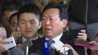 韓国検察、ロッテ会長の逮捕状請求