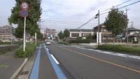千葉市 路上に血を流し倒れている男性、ひき逃げとして捜査