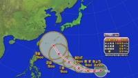 台風18号発生、来週 沖縄や本州に接近のおそれ