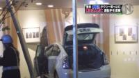 福岡で病院にタクシー突っ込む、3人死亡