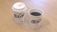 マクドナルド、コーヒーを時間限定で無料配布 16日から5日間