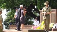 豪・ダーウィン空襲75年式典、遺族ら5000人が出席