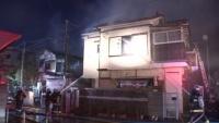 千葉でアパートなど3棟焼く火災、1人の遺体見つかる