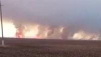 ウクライナで弾薬庫爆発、住民2万人避難