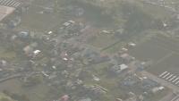 栃木でパラグライダー墜落、操縦男性は電線に引っ掛かる