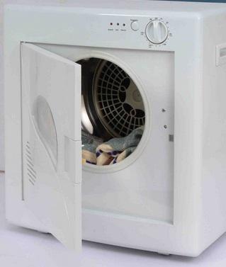 交際相手の2歳児をドラム式衣類乾燥機に入れた男、熱傷を負わせる。(米)