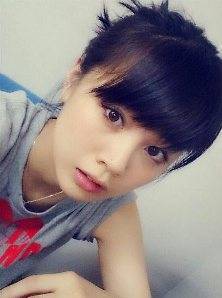 新垣里沙 大人黒髪