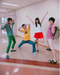 高畑裕太と『侠飯』で共演 内田理央のつぶやきに「だーりお大変な事になってますよ!」の声