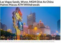 中国人悲鳴「現金を引き出せない!!」 世界有数カジノ株、大暴落のワケ