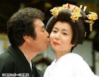 冠二郎が挙式 31歳年下の新婦に新たな「詐称」告白